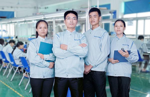 谈中国安防监控厂家的精益生产管理问题